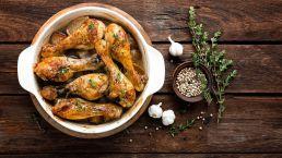 Ketokolik tarif - Sarmısakli Tavuk